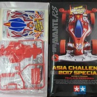 TAMIYA 95351 SUPER AVANTE RS ASIA CHALLENGE 2017 SPECIAL