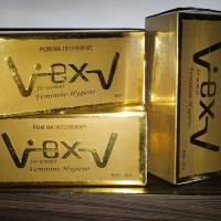 viex v / Vie x V / V ex Vasli 100% Sabun Kewanitaan yang aman Ber BPOM