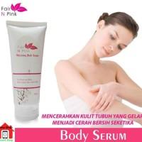 Jual Fair n Pink Whitening Body Serum Pemutih Badan Ketiak & Selangkangan Murah