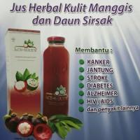 Jual OBAT HERBAL!! Ace Max's Jus Kulit Manggis + Daun Sirsak ORIGINAL Murah