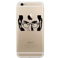 Jual Eksklusif Apple Iphone Decal - Steve Job Face Murah