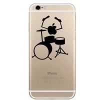 Jual Paling Dicari Apple Iphone Decal - Apple Drummer Murah