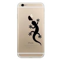Jual Best Seller Apple Iphone Decal - Lizard Eat Apple Murah