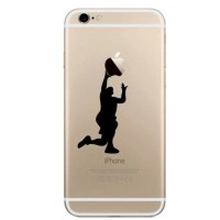Jual New Apple Iphone Decal - Basketball Bring The Apple Murah