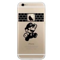Jual Paling Dicari Apple Iphone Decal - Mario Wall Murah