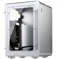 Jonsbo U2 Window Silver Mini ITX Case | Aluminium Computer PC Casing