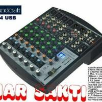 Harga mixer soundcraft efx 8 4 usb 8 channel | Pembandingharga.com