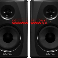 BEHRINGER STUDIO 50USB SPEAKER MONITOR ( ORIGINAL )