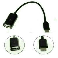 KABEL DATA OTG TYPE C XIAOMI ASUS SAMSUNG USB OTG TYPE C