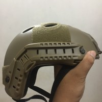 Helm Airsoft Emerson FAST TAN