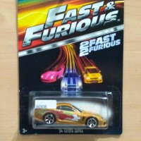 Hot Wheels '94 Toyota Supra Fast and Furious