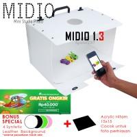 Kotak Photo Mini Studio Portable MIDIO