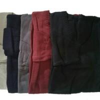 Sweater Pria Bahan Rajut Terlaris
