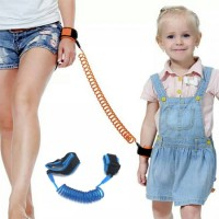 Safety Strap Anak Anti Lost Wrist Band Tali Pantau Unik Anti Hilang O