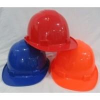 Harga original asli helm proyek warna safety helm topi tukang bangunan | antitipu.com