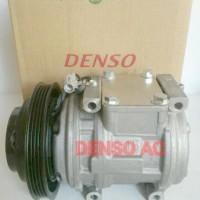 Compresor Kompresor AC Mobil Toyota Great Corolla LENGKAP ASSY (Baru)