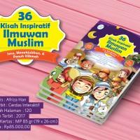 36 Kisah Inspiratif Ilmuwan Muslim
