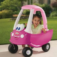 MAINAN MOBIL-MOBILAN ANAK LITTLE TIKES PRINCESS COZY COUPE MAGENTA