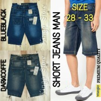 Short Jeans / Jeans Pendek / Celana Pendek Cowok Pria / Jeans HURLEY
