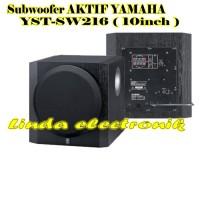 Subwoofer Yamaha YST SW216 10inch ORYGINAL