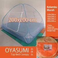 Kelambu 200x200 Oyasumi