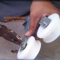 Roller / idler pulley mesin pengering / dryer modena ED - 650