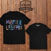 baju / kaos 3d game online mobile legend original keren murah