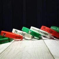 c4932fe2e745 Giannis Antetokounmpo Basketball Silicone Bracelets