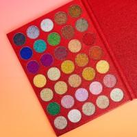 Kara Beauty 35 Color Galaxy Stardust Shimmer Glitter Powder ES18