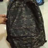 tas backpack miniso cowo pria bagus mulus murah