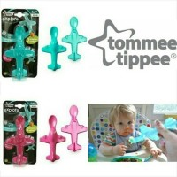 Tomme Tippee aeroplane spoons