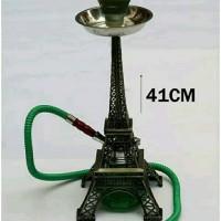 SISHA HOOKAH PARIS TINGGI 41CM