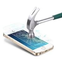 Tempered glass i-phone 5 5G/5S/5C anti gores kaca (screen Guard)