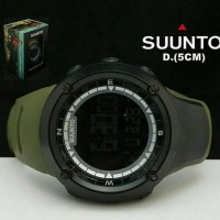 Jam tangan sport pria, Sunto digital, water resist, kw super