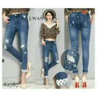 Celana jeans wanita, celana J wan jeans wanita