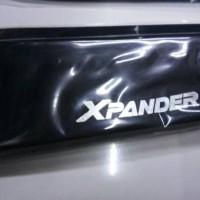 Talang air Mitsubishi Xpander / side visor Mitsubisi Expander slim