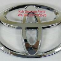 Emblem Logo Toyota Ori All New Avanza Atau Grand Innova 2012-2015