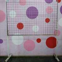 [second /bekas] Ram kawat display ukuran 120 cm x 90 cm
