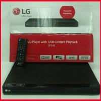 DVD Player LG DP542 USB GARANSI RESMI