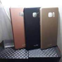 Hardcase Samsung Note FE /Baby skin/Ultra slimcase/Soft touch D