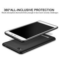 SLIM BLACK MATTE SOFTCASE OPPO A59/A33 SEMUA TIPE HP MURAH CASE MATE