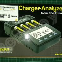 harga Powerex Charger Analyzer Mhc9000 Tokopedia.com