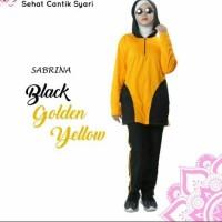 Baju/Kaos Senam Muslimah Syari Cantik AR102