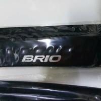 Talang air Honda Brio / side visor mobil Brio model slim