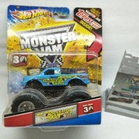 Hot Wheels Monster Jam Backward Bob Mattlel