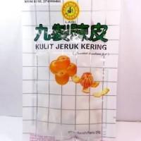 manisan kulit jeruk kering labi