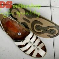 sepatu sandal wanita/cewek kulit kulitas bagus