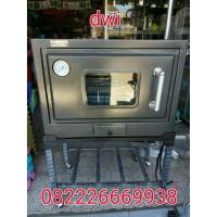 oven gas bima master super tebal + thermo 8044