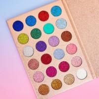 Kara Beauty 24 Color Galaxy Stardust Shimmer Glitter Powder ES16