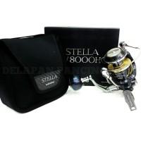 Reel Shimano Stella SW 8000 HG